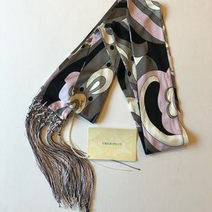 New Emilio Pucci scarf